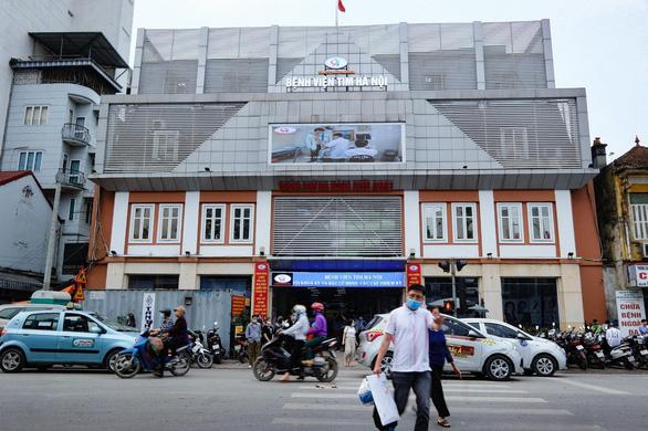 Vụ Bệnh viện Tim Hà Nội: Bắt giám đốc và kế toán trưởng Công ty thiết bị y tế Hoàng Nga - Ảnh 1.