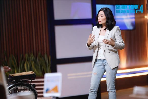 CEO Thu Hằng của Shark Tank: Phụ nữ hãy tự trao cho mình quyền bình đẳng - Ảnh 1.