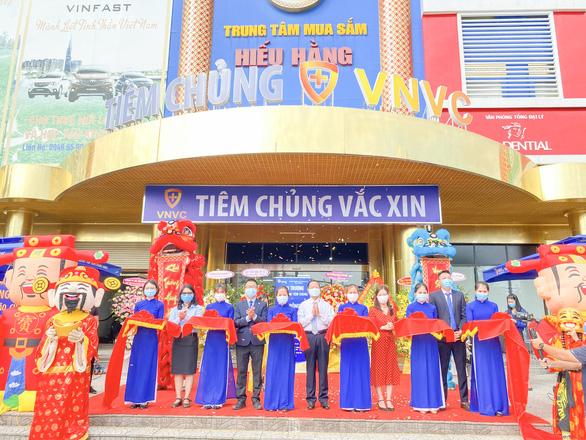 Khai trương VNVC Đồng Hới - Ảnh 1.