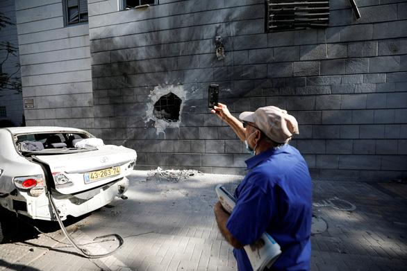 Căn phòng 'an toàn' bắt buộc trong mỗi ngôi nhà Israel