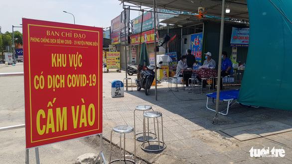 Sau thông báo dừng tiếp nhận người từ Đà Nẵng, Thừa Thiên Huế phải đính chính - Ảnh 1.
