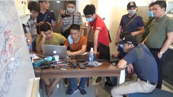 Thủ đoạn của nhóm điều hành 4 sàn tiền ảo lừa 12.000 người, chiếm đoạt 4,3 triệu USD - Ảnh 1.