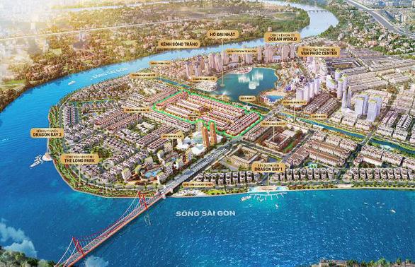 Sunlake Villas: không gian sống hoàn hảo tại Van Phuc City - Ảnh 1.