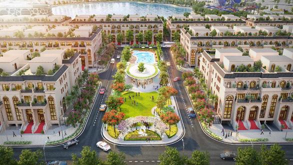 Sunlake Villas: không gian sống hoàn hảo tại Van Phuc City - Ảnh 2.