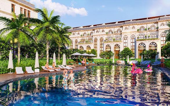 Sunlake Villas: không gian sống hoàn hảo tại Van Phuc City - Ảnh 3.