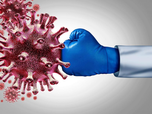 NÓNG: Tìm thấy tử huyệt của virus corona giúp chặn COVID-19 - Ảnh 1.