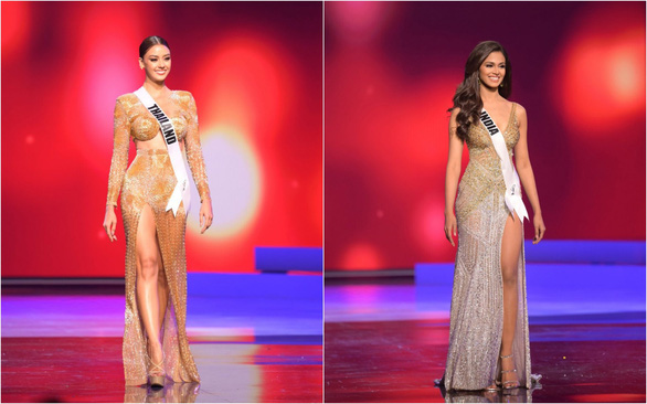 Khánh Vân có chiến thắng ở Miss Universe? - Cây táo nở hoa gây ức chế - Ảnh 4.