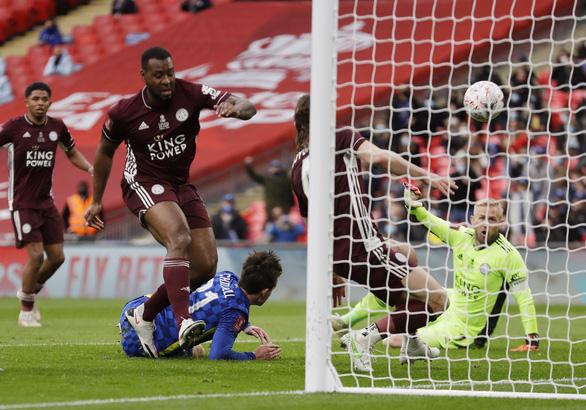 Đá bại Chelsea, Leicester lần đầu trong lịch sử đoạt Cúp FA - Ảnh 2.