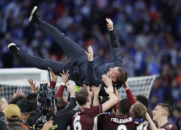 Đá bại Chelsea, Leicester lần đầu trong lịch sử đoạt Cúp FA - Ảnh 3.