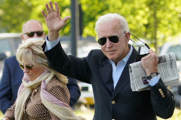 Ông Biden điện đàm Palestine và Israel, kêu gọi hạ nhiệt - Ảnh 1.