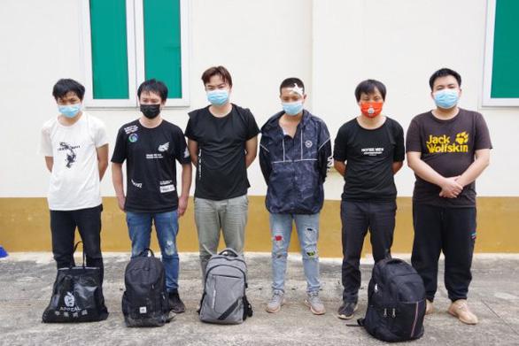 Đưa nhóm người Trung Quốc nhập cảnh trái phép vào Việt Nam với tiền công 10 triệu đồng - Ảnh 1.