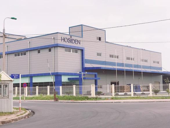Cách ly tập trung toàn bộ 6.000 công nhân Công ty Hosiden - Ảnh 1.