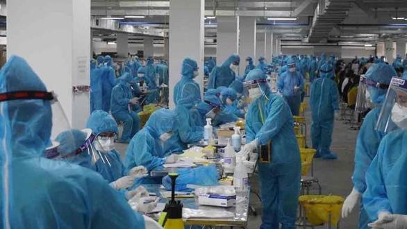 Trưa 16-5: Thêm 6 ca mắc COVID-19 mới ở Hưng Yên và Hà Nội - Ảnh 1.