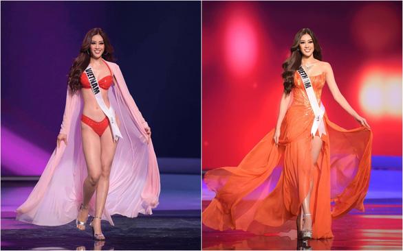 Khánh Vân có chiến thắng ở Miss Universe? - Cây táo nở hoa gây ức chế - Ảnh 3.