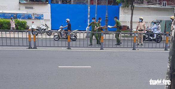 Truy bắt kẻ sát hại tài xế xe ôm trên đường Lý Thái Tổ - Ảnh 2.