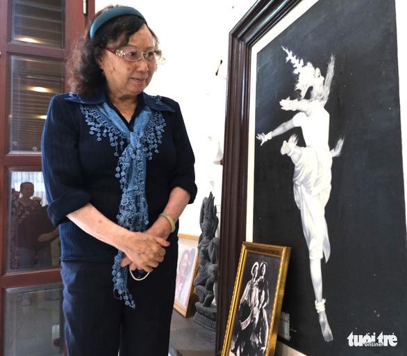 Nữ đại biểu Quốc hội đầu tiên của ngành múa Việt Nam - Ảnh 2.