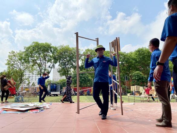 Tỉnh đoàn Bắc Giang kêu gọi chi viện gấp tình nguyện viên - Ảnh 2.
