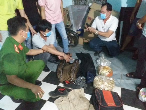 Vụ mang xà beng đột nhập tiệm vàng lấy sạch 300 lượng: bắt nghi phạm ở trọ cùng phường - Ảnh 1.