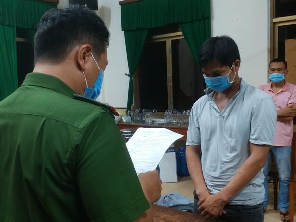 Vụ mang xà beng đột nhập tiệm vàng lấy sạch 300 lượng: bắt nghi phạm ở trọ cùng phường - Ảnh 2.