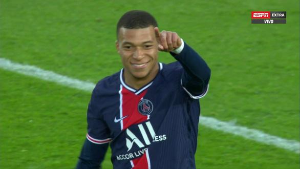 Neymar và Mbappe lập công giúp PSG thu ngắn cách biệt với Lille - Ảnh 2.