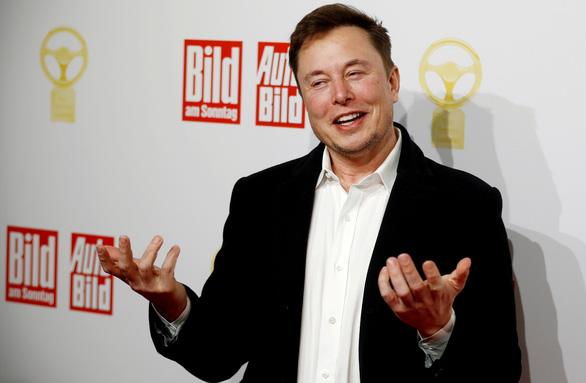 Chỉ một chữ trên Twitter, tỉ phú Elon Musk khiến Bitcoin rớt giá 8% - Ảnh 1.