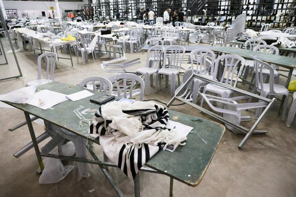 Sập khán đài giáo đường ở Israel: 2 người chết, hơn 100 người bị thương - Ảnh 4.