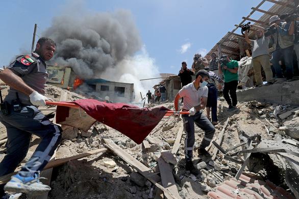 Israel diệt chỉ huy Islamic Jihad, nguy cơ trả thù càng cao - Ảnh 1.