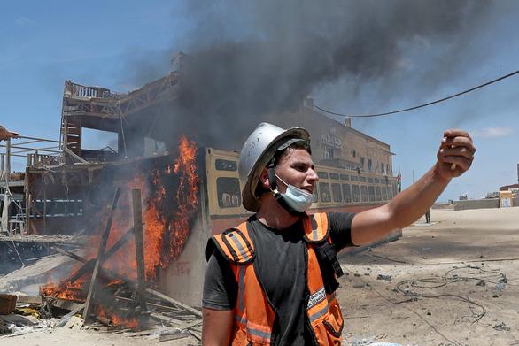 Vì sao Tổng thống Mỹ Biden im lặng về xung đột Dải Gaza? - Ảnh 1.