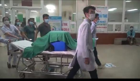 55 phút nghẹt thở chuyển tạng bệnh nhân chết não về Chợ Rẫy cứu sống 4 người - Ảnh 2.