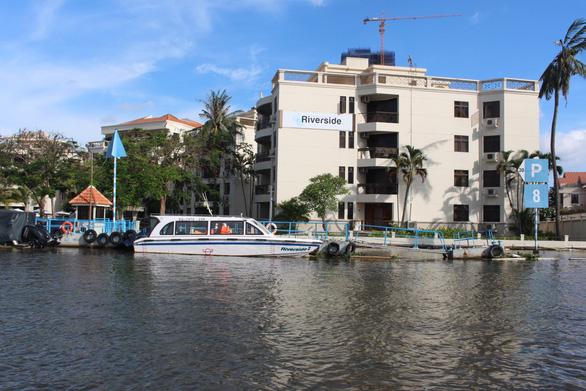 TP.HCM đề xuất tháo gỡ vướng mắc để dân lập bến neo đậu tàu trên sông, rạch - Ảnh 1.