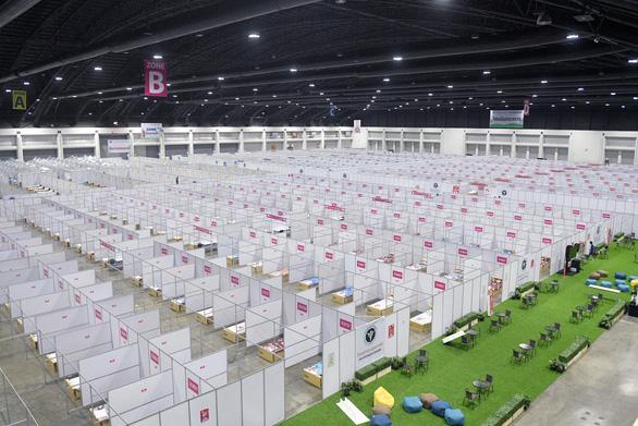 Thái Lan ghi nhận kỷ lục hơn 9.600 ca nhiễm một ngày - Ảnh 1.