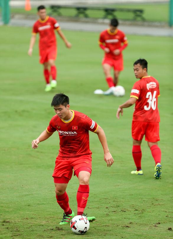 Vòng loại thứ 2 World Cup 2022: Không dễ cho ông Park - Ảnh 1.