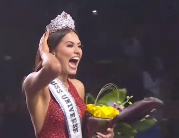Đại diện Mexico Andrea Meza trở thành Hoa hậu Hoàn vũ thế giới - Miss Universe lần thứ 69 - Ảnh 5.