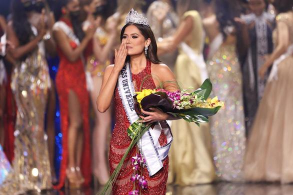 Đại diện Mexico Andrea Meza trở thành Hoa hậu Hoàn vũ thế giới - Miss Universe lần thứ 69 - Ảnh 2.