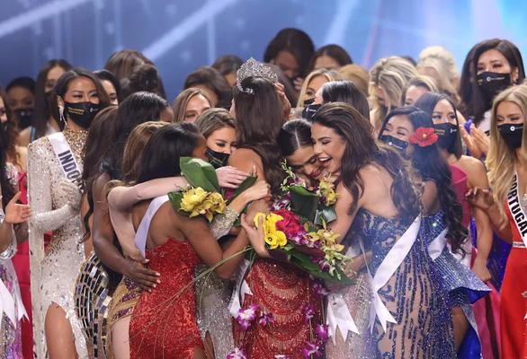 Đại diện Mexico Andrea Meza trở thành Hoa hậu Hoàn vũ thế giới - Miss Universe lần thứ 69 - Ảnh 3.