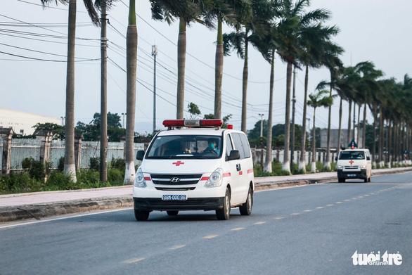 Thêm 1 khu công nghiệp ở Bắc Giang có ca mắc COVID-19, chưa rõ nguồn lây - Ảnh 1.
