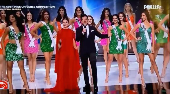 Đại diện Mexico Andrea Meza trở thành Hoa hậu Hoàn vũ thế giới - Miss Universe lần thứ 69 - Ảnh 13.