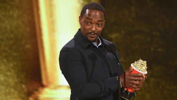 Sao Marvel thắng lớn tại lễ trao giải MTV Movie & TV Awards 2021 - Ảnh 1.