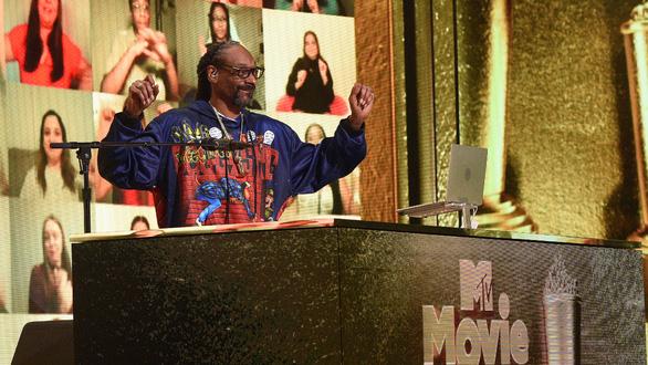 Sao Marvel thắng lớn tại Lễ trao giải MTV Movie & TV Awards 2021 - Ảnh 5.