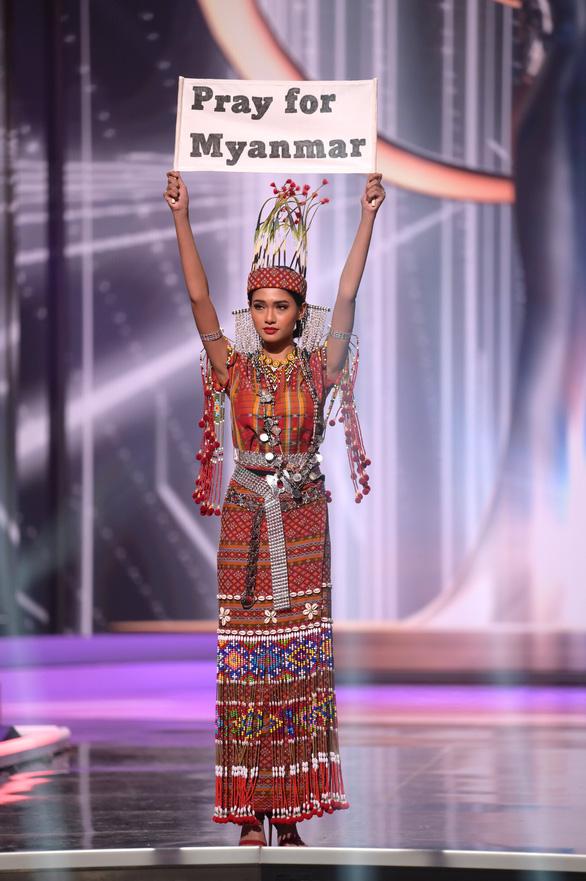 Đại diện Mexico Andrea Meza trở thành Hoa hậu Hoàn vũ thế giới - Miss Universe lần thứ 69 - Ảnh 8.