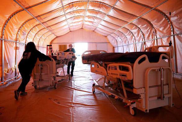 Mỹ may mắn thoát virus corona biến thể Anh, chuyên gia đang lo biến thể Ấn Độ - Ảnh 1.