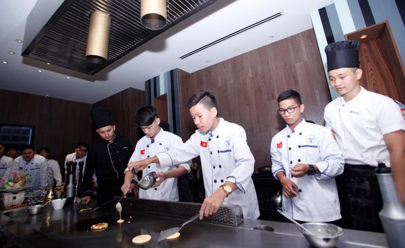 Điều cần biết khi học nghề bếp ở hướng nghiệp Việt Giao - Ảnh 5.