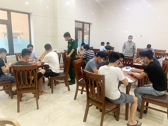165 người bị lừa đi lao động Hàn Quốc bằng đường biển từ Đà Nẵng - Ảnh 1.