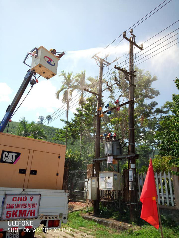 Quảng Nam: Đảm bảo cấp đủ điện cho gần 1.500 điểm bầu cử - Ảnh 1.