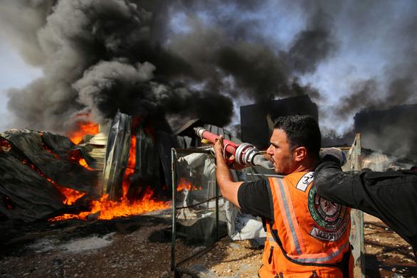 Mỹ tiếp tục chặn tuyên bố Liên Hiệp Quốc về xung đột Israel - Palestine - Ảnh 1.
