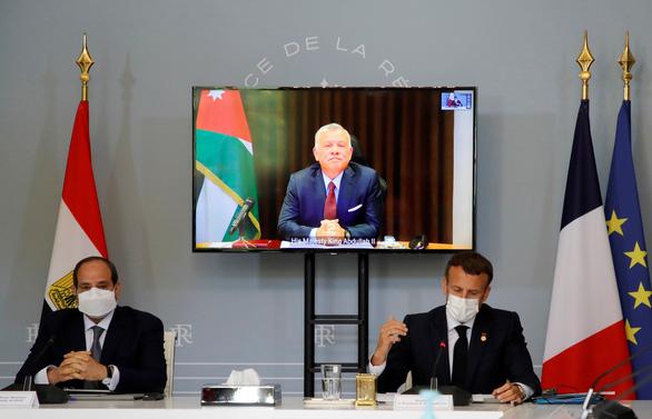 Tổng thống Ai Cập: Sẽ lập quỹ 500 triệu USD để tái thiết Dải Gaza - Ảnh 1.