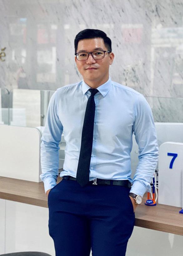 Lê Bá Thành Nam - Chàng giám đốc ngân hàng ở tuổi 29 - Ảnh 1.