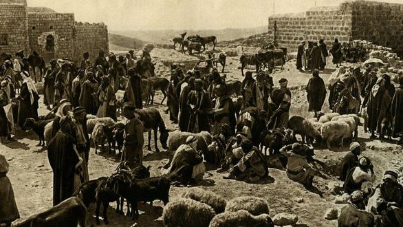 Lịch sử 100 năm xung đột Israel - Palestine - Ảnh 2.