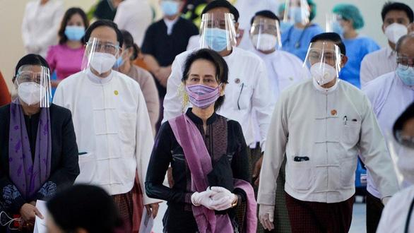 Liên Hiệp Quốc gia tăng sức ép lên Myanmar - Ảnh 1.