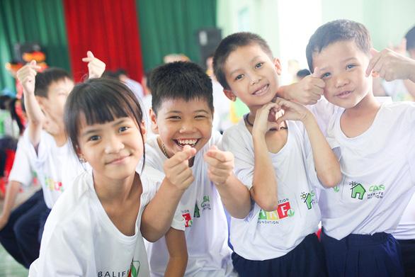 Herbalife Việt Nam tổ chức chương trình Xuân Yêu Thương tại các trung tâm Casa Herbalife Nutrition - Ảnh 2.